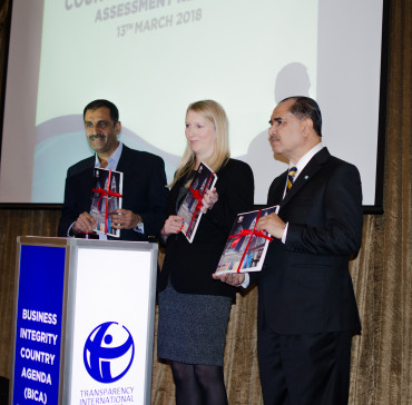 Business Integrity Country Agenda (BICA) 2017 Launch