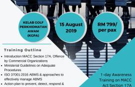 Corporate Liability Provision Awareness Training