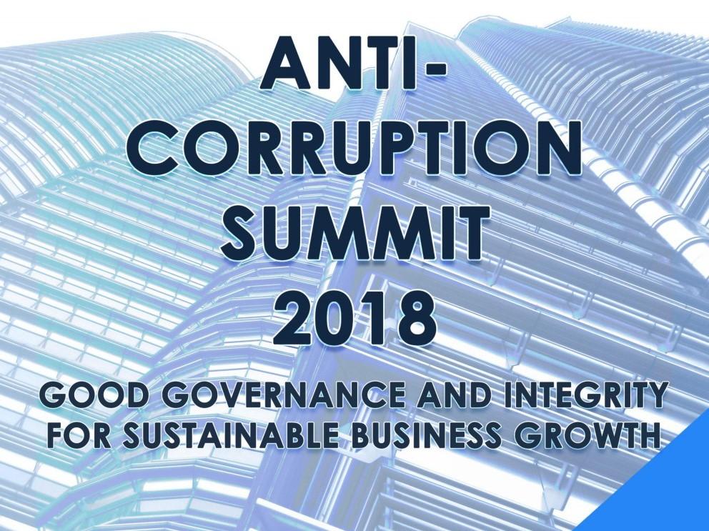 Anti-Corruption Summit 2018