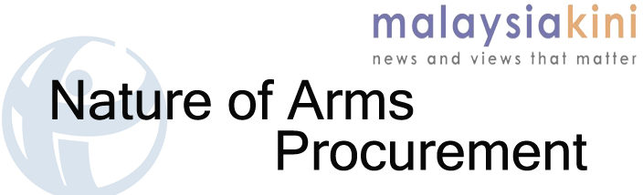 The nature of arms procurement