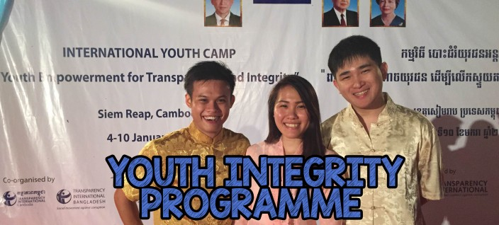 Youth Integrity Promotion (YIP) Programme