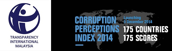 2014 Corruption Perceptions Index Results