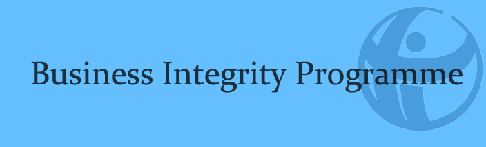 Business Integrity Programme