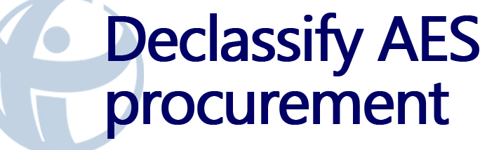 TI-M urges Government to consider declassifying procurement documents