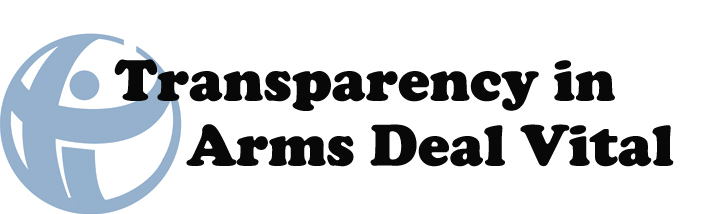 Transparency in Arms Deals Vital