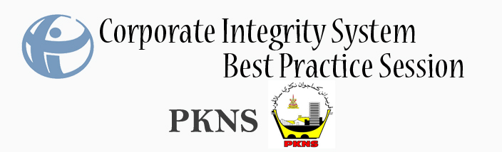 Corporate Integrity System Best Practice Session at Perbadanan Kemajuan Negeri Selangor