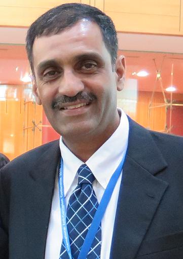 President – Dr. Muhammad Mohan