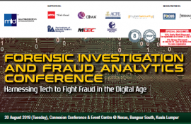Forensic Investigation and Fraud Analytics Conference