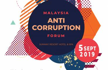 Malaysia Anti Corruption Forum 2019