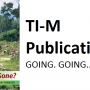 "TI-M-Forest Governance & Integrity Publication – ""Going. Going…Gone?"""