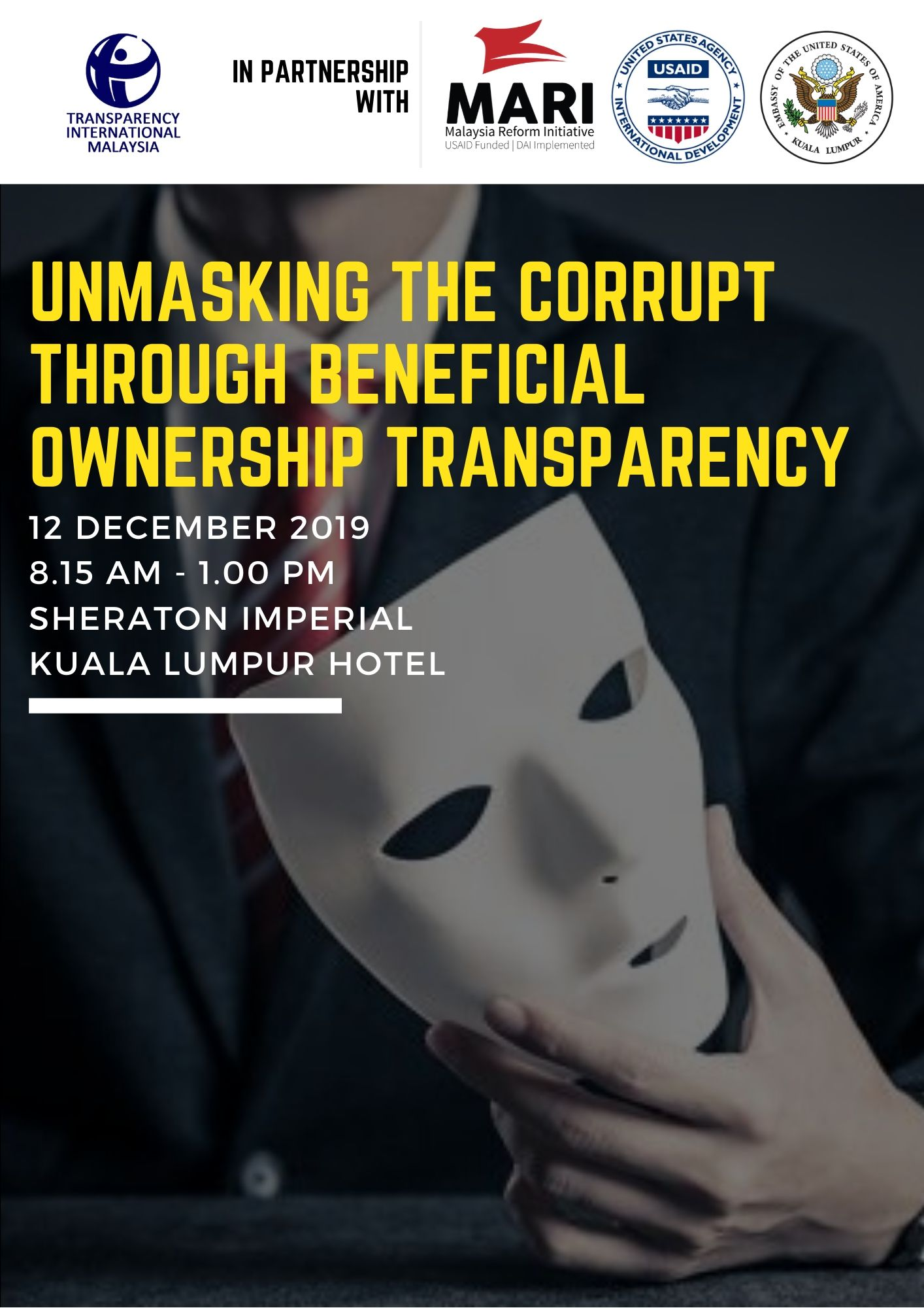 Unmasking the Corrupt through Beneficial Ownership Transparency