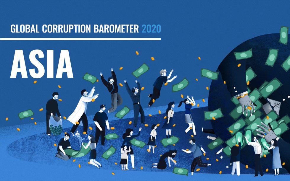 Global Corruption Barometer - Asia 2020