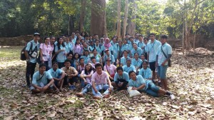 International Youth Camp (IYC) 2015 4-10th January, Siem Reap, Cambodia.